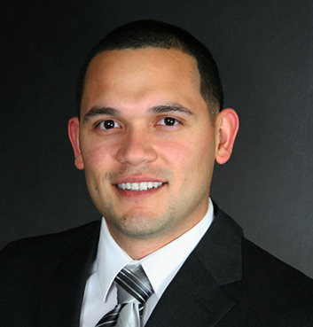 Headshot of MRE Employee Josue Chavez